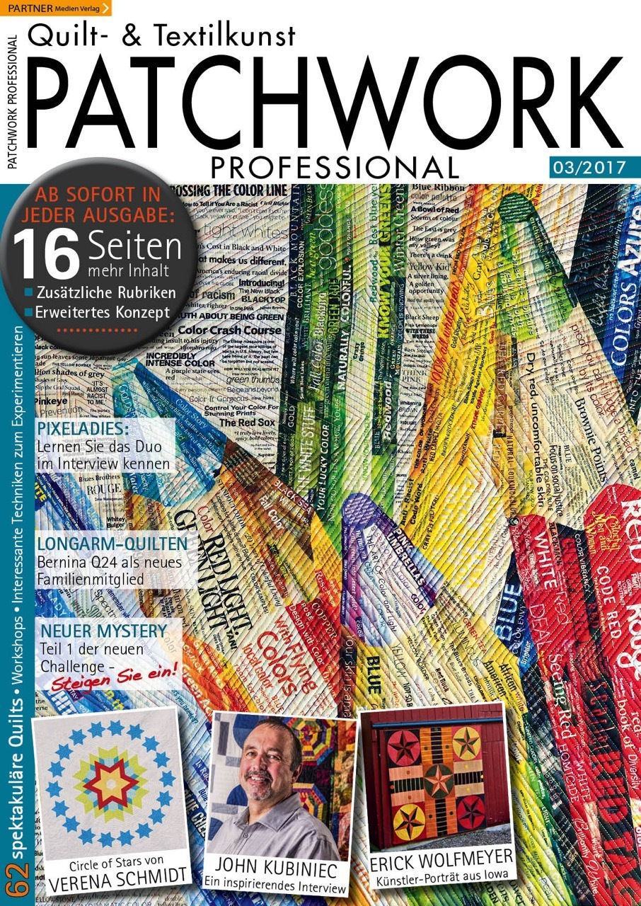 Patchwork Professional 03/2017